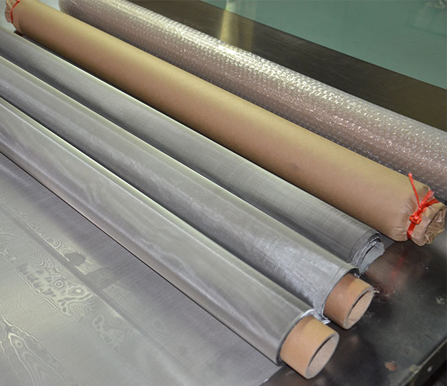 80 Mesh Stainless Steel Mesh