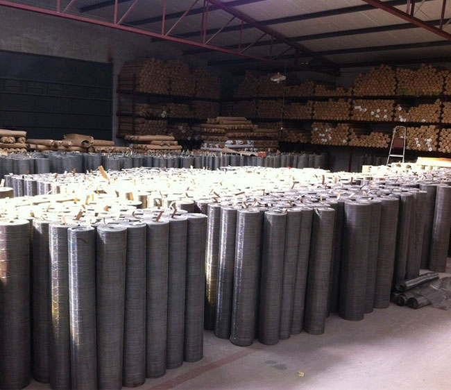 110 Mesh Stainless Steel Mesh