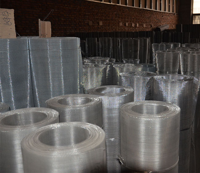 5×2mm Crimped Wire Mesh
