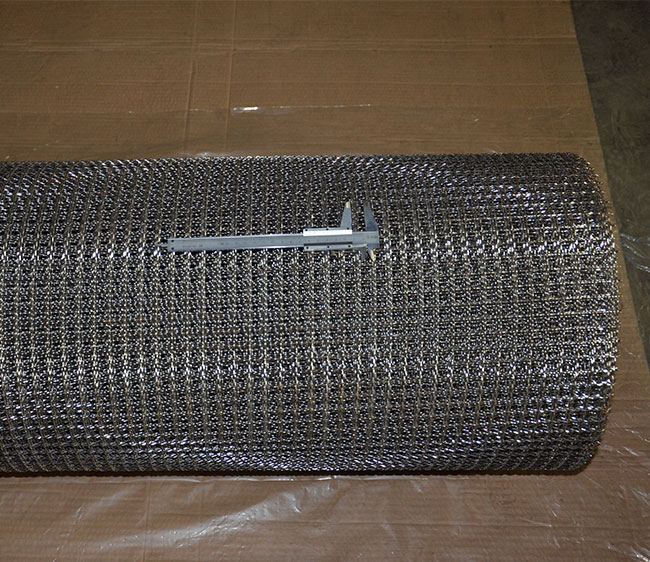 30×2mm Crmped Wire Mesh