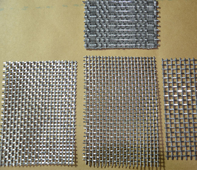 Oblate Archtectual & Decorative Mesh