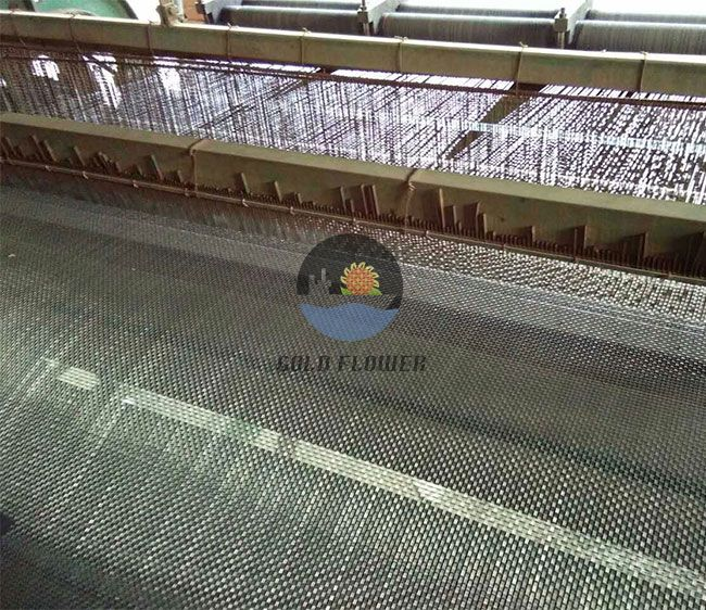 20×2mm Crimped Wire Mesh
