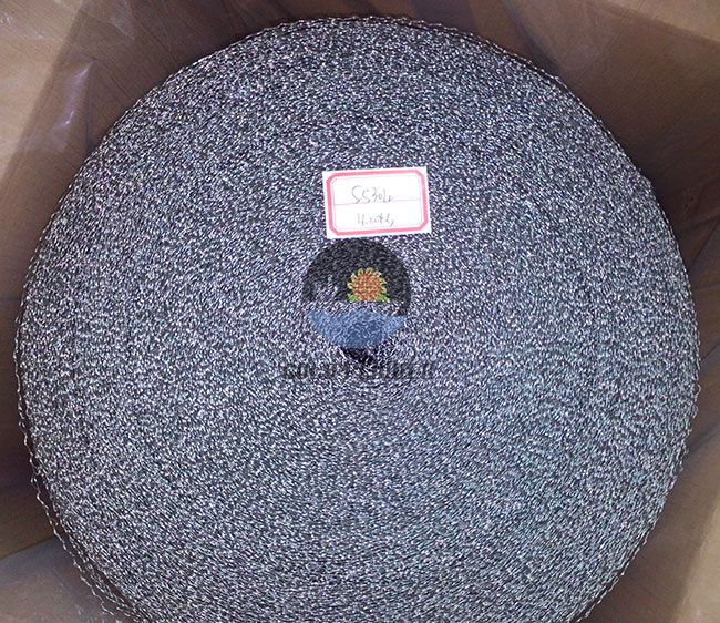 GF 001 Filter Knitted Wire Mesh