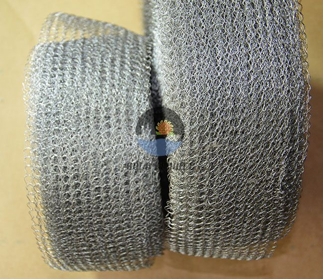 GF 002 Filter Knitted Wire Mesh