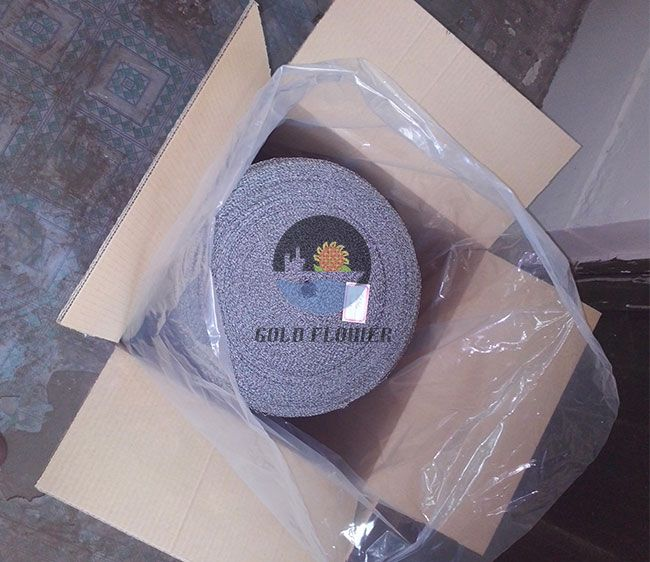 GF 003 Filter Knitted Wire Mesh
