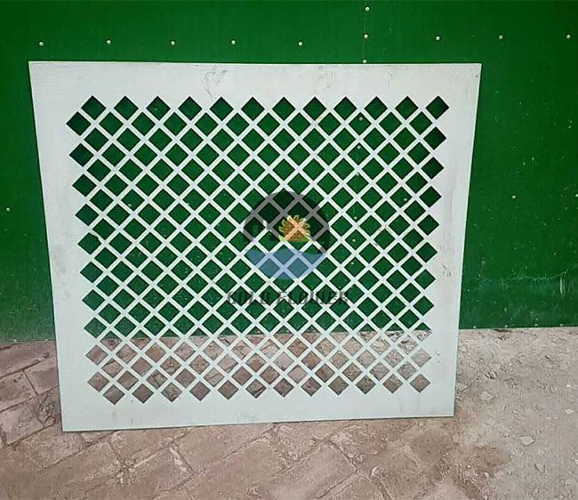 Other Shapes Perforated Metal Sheet