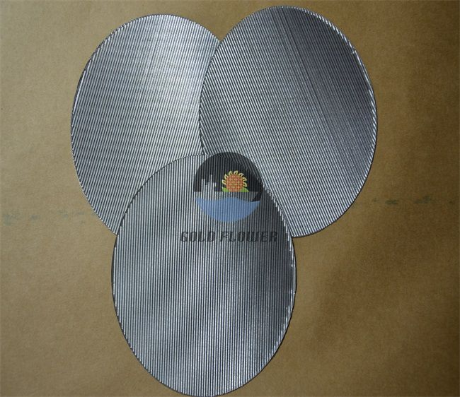 Stainless steel mesh for petroleum