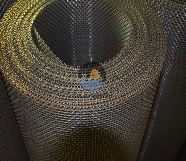 Digh Carbon Steel Wire Mesh
