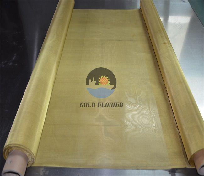Brass mesh supplier China