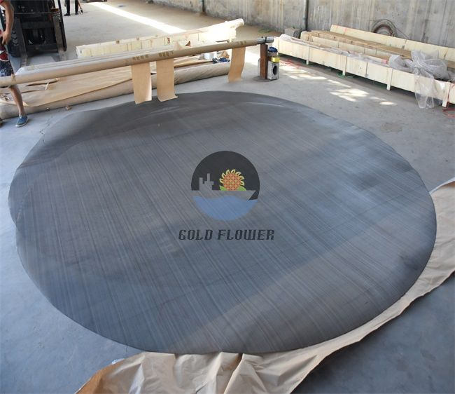 Nichrome Filter Element Disc