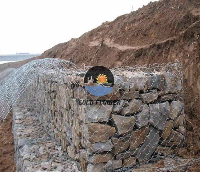 Things to Pay Attention Before Laying Gabion Nets