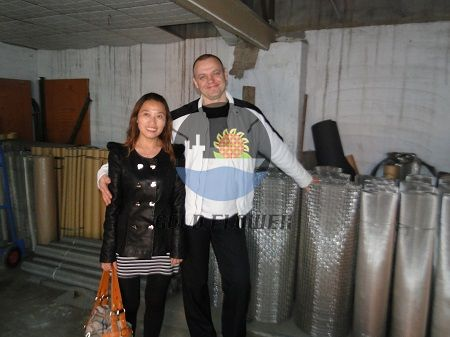ANPING GOLDFLOWER WIRE MESH FACTORY