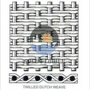 Twill Dutch Weave